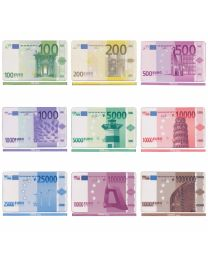 Euro poker plakken