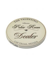 The Valentino Poker Room Dealer