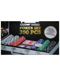 Pokerset 300 chips