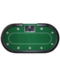 Pokertafel Cash Game Groen