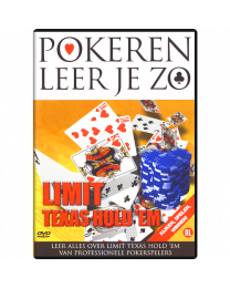 Pokeren leer je zo: Limit Texas Holdem