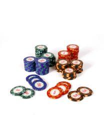 Cartamundi starter poker set 100