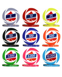 EPT pokerchips
