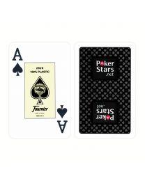 PokerStars kaarten plastic Fournier