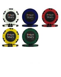 PokerStars pokerchips