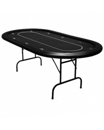 Pokertafel toernooi zwart