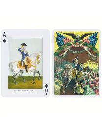 Presidenten van Amerika speelkaarten Piatnik