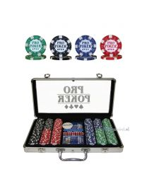 ProPoker set 300 chips