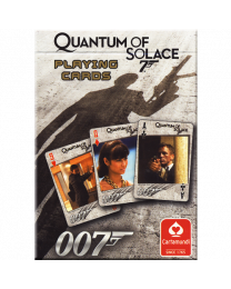 Quantum of Solace speelkaarten