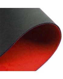 Rubber Poker Laken Table Top Rood