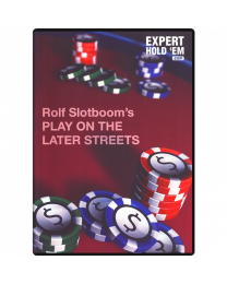 Rolf Slotboom Play on the Later Streets