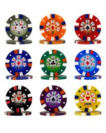 Pokerset Royal Flush 500
