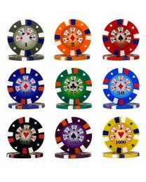 Pokerset Royal Flush 300