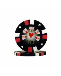 Royal Flush pokerchips 100