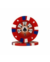 Royal Flush pokerchips 5