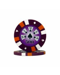 Royal Flush pokerchips 500