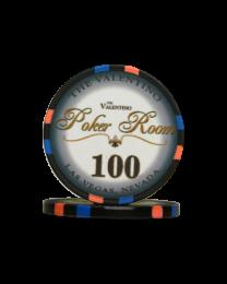 Poker Room chips 100