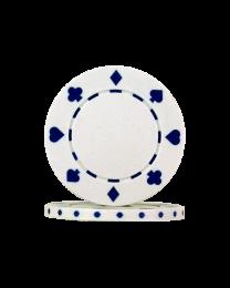 Pokerchips Suit wit