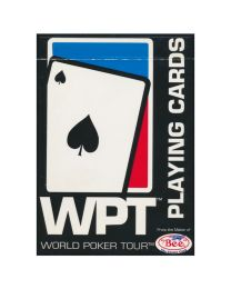 WPT kaarten zwart