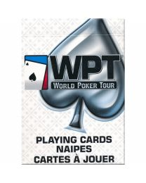 World Poker Tour Playing Cards Wit