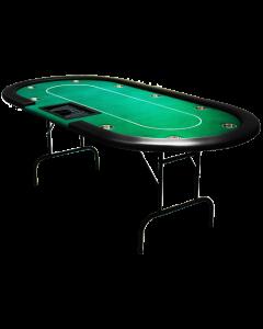 Pokertafel Cash Game Groen