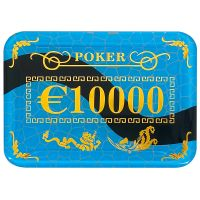 Casino poker plak €10000