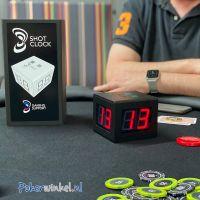 Poker schotklok