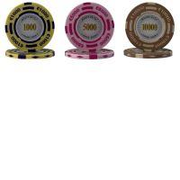 Monte Carlo pokerchips