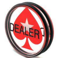 Casino Pro Dealer Button