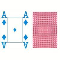 COPAG 4 kleuren deck rood