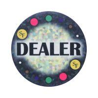 Keramische Dealer Button Mozaïek