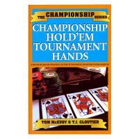 Championship Hold´em Tournament Hands