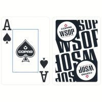 COPAG World Series of Poker kaarten zwart