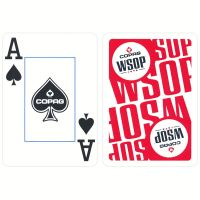 COPAG World Series of Poker kaarten rood