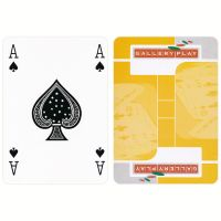 Gallery Play Cards Yellow