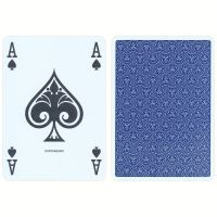 Joker plastic poker speelkaarten set van 2
