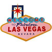 Las Vegas Sign 50 cm
