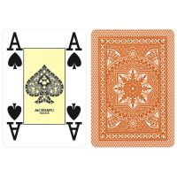 Modiano Poker Cristallo Marrone Plastica