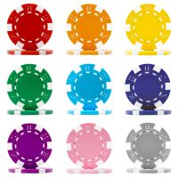 Dice pokerchips
