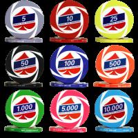 EPT pokerchips