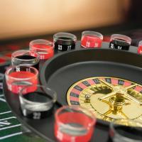 Roulette borrelspel