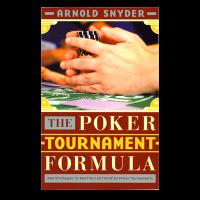 The Poker Tournament Formula