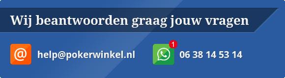 Klantenservice Pokerwinkel.nl