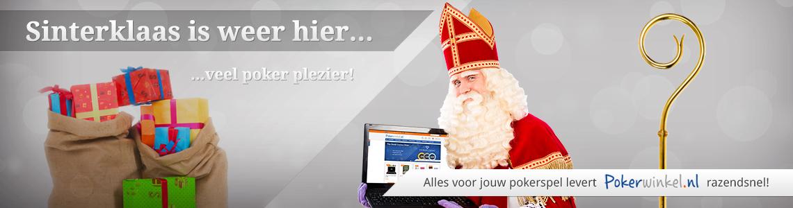 Sinterklaas poker shop