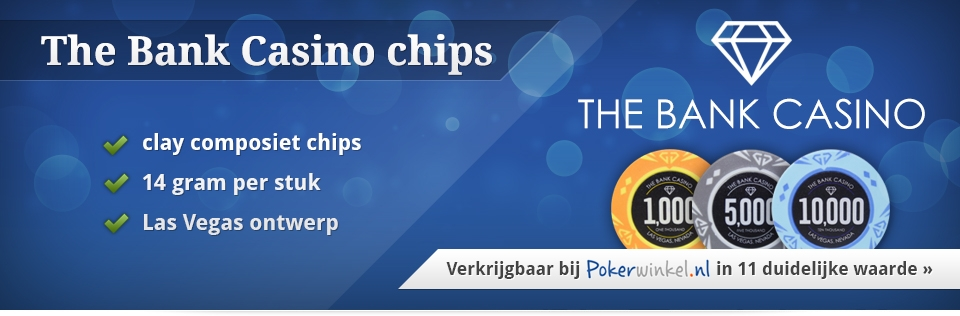 Poker Fiches The Bank Casino