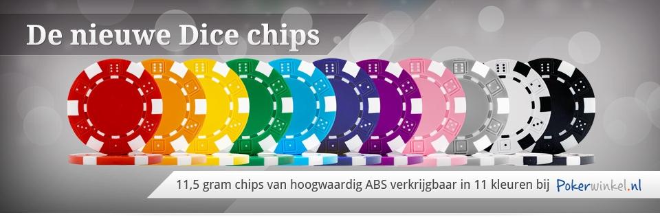 De nieuwe Dice chips