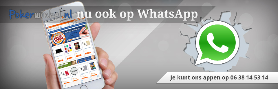 poker winkel WhatsApp
